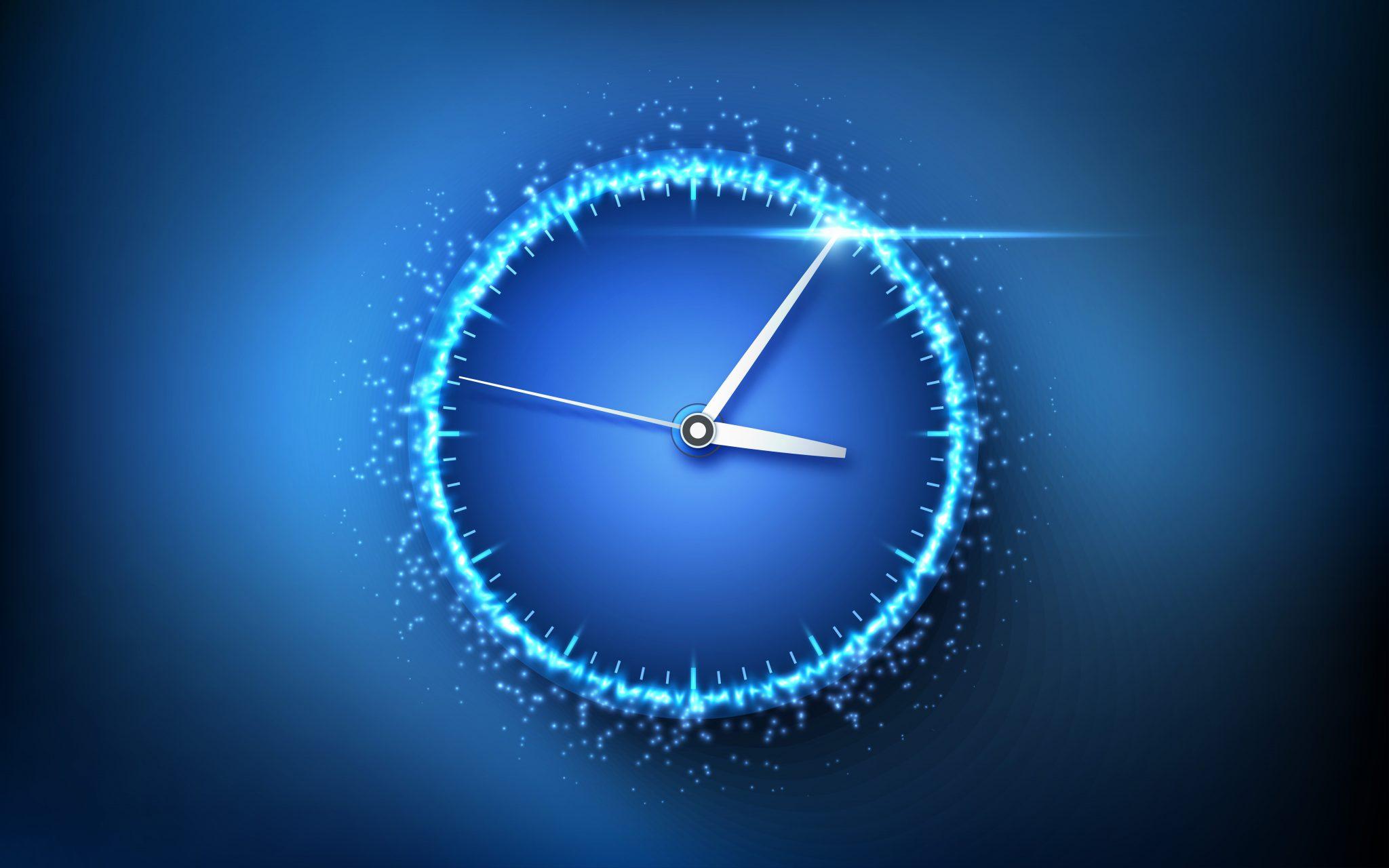 convenient time