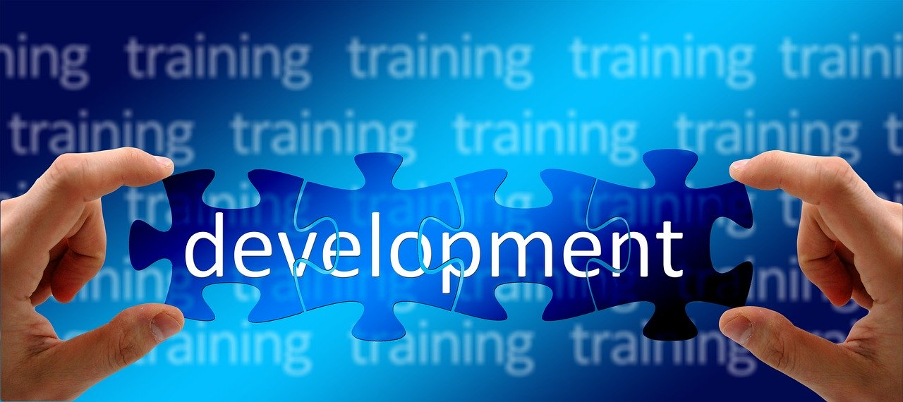 training and developemtn